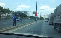 Người đi bộ băng ngang đường gây tai nạn có vô can?