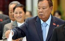 Ông Bounnhang Vorachit làm chủ tịch nướcCHDCND Lào