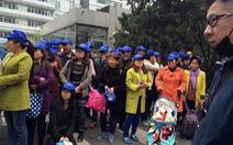 Dân Trung Quốc biểu tình phản đối bê bối vắcxin