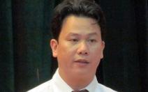 Hà Tĩnh có tân chủ tịch tỉnh 40 tuổi
