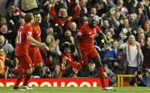 Liverpool thắng đậm Everton trong trận derby Merseyside