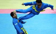Khai mạc Liên hoan võ thuật quốc tế 2016