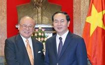 Nhật Bản là đối tác ưu tiên cao của Việt Nam