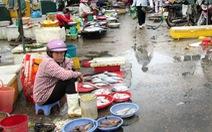 Cá không bán được, dân dưới biển trên bờ cùng điêu đứng