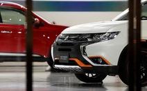 Thêm nhiều mẫu xeMitsubishi bị phát hiện gian lận khí thải