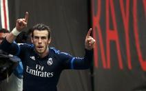 Gareth Bale tỏa sáng, Real lội ngược dòng hạ Vallecano