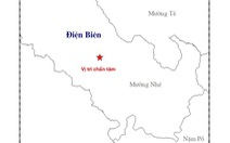 Động đất 4,7 độ richter tại Điện Biên, gây rung lắc mạnh