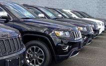 Fiat Chrysler triệu hồi 1,1 triệu xe