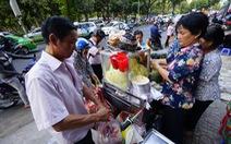 Singapore từng mời bà hàng rong Sài Gòn dự hội ẩm thực