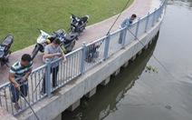 Tại sao phường Tân Định chặn được nạn câu cá kênh Nhiêu Lộc?