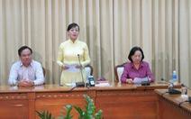 TP.HCM công bố danh sách 175 ứng viên đại biểu HĐND TP