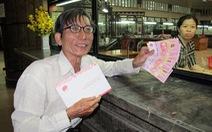 Mỗi ngày Ngân hàng Nhà nước sẽ bán tiền lưu niệm cho 400 người