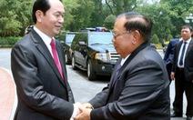 Việt - Lào phối hợp chặt chẽ tại diễn đàn đa phương