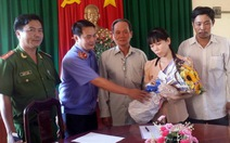 Tạm đình chỉ Phó Công an huyện ký quyết định bắt bà Ánh Ngọc
