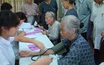 Hà Nội: Ưu tiên khám, chữa bệnh cho người cao tuổi
