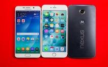 Không riêng Apple, thị trường smartphone toàn cầu đều sụt giảm