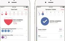 Apple ra mắt 4 ứng dụng chăm sóc sức khỏe trên điện thoại