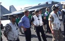Thượng nghị sĩ Mỹ: phải tuần tra Biển Đông mỗi tuần!