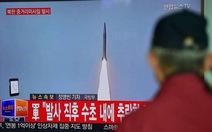 Triều Tiên phóng hai tên lửa, Hội đồng bảo an họp khẩn