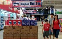 Nguy cơ hàng Thái Lan sẽ tràn ngập hệ thống Big C VN
