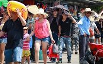 Du khách đổ về Nha Trang, nhiều tuyến đường tắc nghẽn