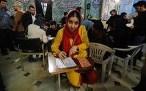 Quốc hội mới Iran lần đầu có 17 nữ nghị sĩ