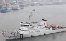 Bị Nhật bắt tàu cá, Đài Loan đưa hai tàu đến Okinotorishima