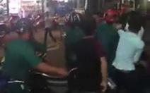 Clip đánh người vi phạm giao thông:Tạm đình chỉ 6 dân quân