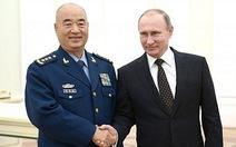 Nga và Trung Quốc tập trận chung lần đầu phòng thủ tên lửa