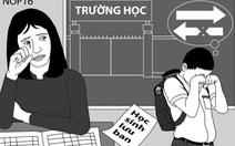 Cổ xúy tấm bằng khen: Có phải lỗi do giáo viên?