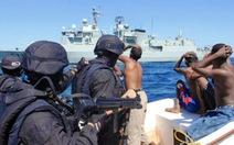 Giá dầu thấp, cướp biển Tây Phi chuyển sang bắt cóc con tin