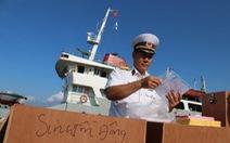 Xuất phát hai tàu tổ chức bầu cử ở Trường Sa