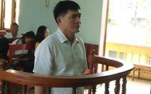 Viện trưởng VKS tông xe liên hoàn lãnh 18 tháng tù