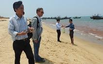 Sau Formosa, sẽ kiểm tra 2 doanh nghiệp xả thải ra biển