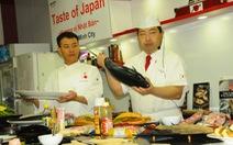 Nấu món Nhật với đầu bếp Nhật hoàng Kimio Nonaga