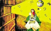 Tình yêu với sách qua cuốnHãy cầm lấy và đọc