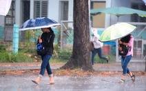 Miền Bắc có mưa dông diện rộng dịp 2-9