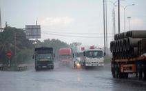 TP.HCM mưa giải nhiệt trên diện rộng