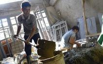 Hạn mặn dập dồn:Dân miền Tây tha phương cầu thực