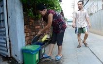 Phân loại rác để tiết kiệm tiền