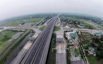 Bộ Tài chính bác đề xuất tăng phí Cầu Giẽ - Ninh Bình