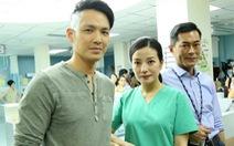 Triệu Vy làm bác sĩ trong phim hành động Tam nhân hành