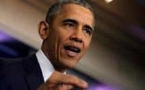 Ông Obama sẽ bàn chuyện biển Đông ở Việt Nam