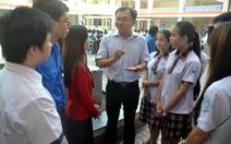200 học sinh tìm hiểu về bầu cử Quốc hội và HĐND