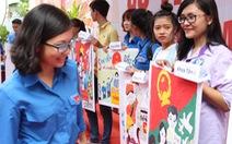 Cả nghìn bạn trẻ đến với ngày hội cử tri trẻ TP.HCM