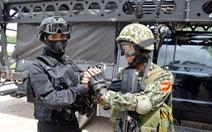 Đặc công Việt Nam lần đầu diễn tập chống khủng bố quốc tế