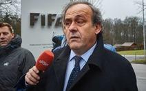 Ông Platini từ chức chủ tịch UEFA sau khi kháng cáo thất bại