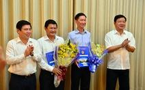 Trao quyết định phê chuẩn bầu 2 phó chủ tịch UBND TP.HCM