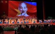 Kỷ niệm 126 năm ngày sinh Chủ tịch Hồ Chí Minh