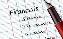 Tuyển sinh đầu cấp chương trình song ngữ, tăng cường tiếng Pháp